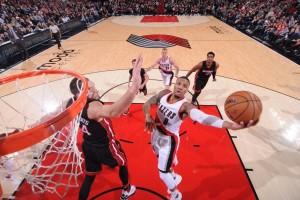 Ringkasan pertandingan NBA Minggu