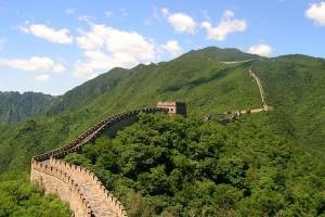 Tiongkok gunakan drone untuk awasi perbaikan tembok besar