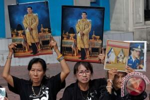 Raja Thailand serukan persatuan dalam pidato tahun baru