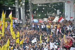 """Panitia """"Kita Indonesia"""" mengaku larang peserta bawa atribut"""