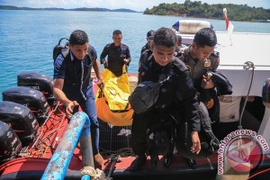 Ahli inafis Mabes Polri bantu identifikasi korban pesawat Skytruck