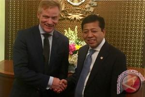 Dubes UE: Demokrasi Indonesia sangat ramai