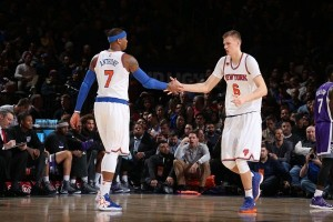 """Trio Melo-Porzingis-Rose"" sokong Knicks lewati Kings 106-98"
