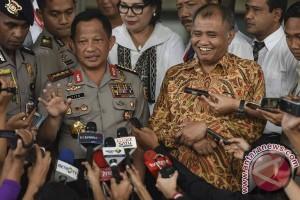 KPK-Kejagung-Polri perbarui MoU penanganan korupsi