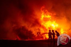 29 tewas, 70 terluka akibat ledakan di pasar petasan Meksiko