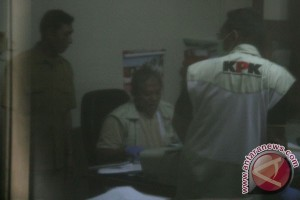 KPK geledah ruang kerja Bupati Nganjuk