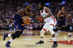 Cavaliers sudahi kekalahan beruntun, bekuk Raptors 116-112