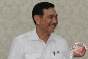 Luhut : realisasi kerjasama Indonesia-Singapura akhir 2017
