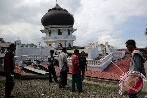 Team of geologists to fly to quake hit Pidie, Aceh