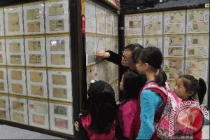 China 2016 Asian International Stamp Exhibition ditutup di Nanning