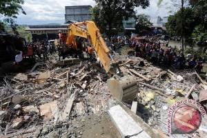 12 gempa susulan terjadi di Aceh