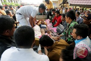 52 orang tewas akibat gempa Pidie Jaya