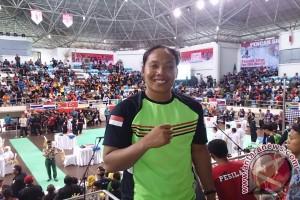 Mariati akhiri karir atlet dengan medali emas