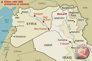 """Perang di Mosul berubah total sejak strategi """"tapal kuda"""" dirusak Iran"""