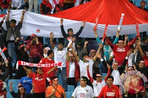 Menpora sambut kedatangan Timnas di Bandara Soekarno-Hatta