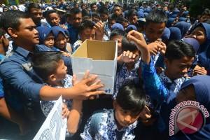 Penggalangan Dana Aceh Terkendala Perijinan
