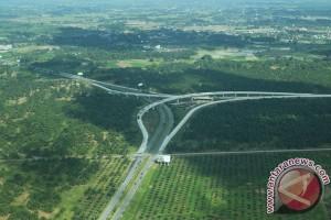 Target Pembangunan Jalan Tol Medan-Tebing Tinggi