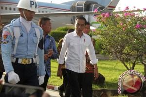 Presiden Tiba Di Aceh
