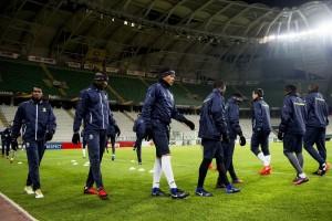 Liga Europa - Gol Kalifa Coulibaly antar Gent ke babak 32 besar
