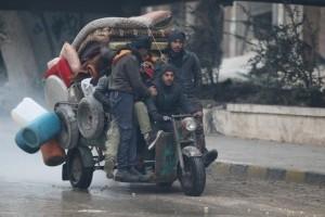 3.000 orang tinggalkan Aleppo dalam evakuasi baru