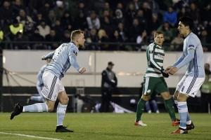 Liga Europa - Pecundangi Panathinaikos 2-0, Celta Vigo lolos