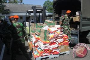 Penyaluran bantuan korban gempa Aceh belum merata