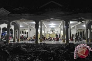 Jumlah pengungsi gempa Aceh capai 83.838 orang