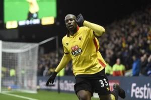 Dwigol Okaka menangkan Watford 3-2 atas Everton