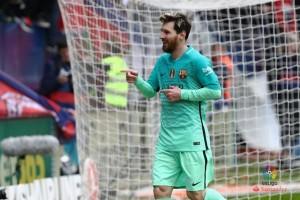 Barcelona bungkam Osasuna 3-0