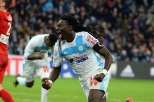 Gomis bawa Marseille atasi Dijon 2-1