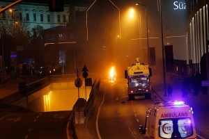 15 tewas akibat bom kembar di luar stadion Istanbul