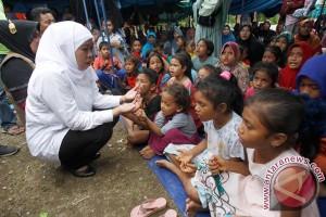 Mensos letakkan batu pertama fasum di Aceh