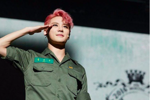 Junsu JYJ ucapkan selamat tinggal di konser terakhir