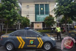 Pengamanan Menjelang Sidang Perdana Ahok
