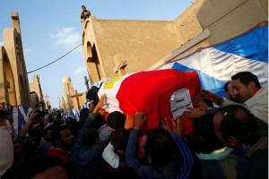 ISIS unggah video pria disebut pengebom gereja di Mesir
