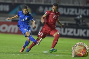 Statistik pertandingan Indonesia vs Thailand
