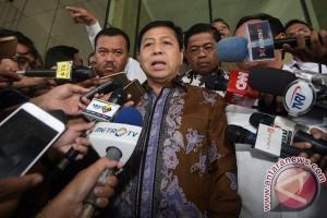Setya Novanto akan penuhi panggilan KPK Selasa