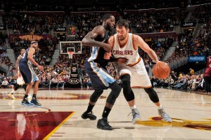 NBA - Love pimpin Cleveland kalahkan Grizzlies 103-86