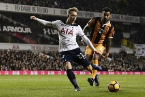Eriksen pastikan kemenangan krusial Spurs lawan Palace