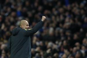 Guardiola anggap lima laga tersisa sebagai final