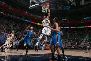 Ringkasan pertandingan NBA Rabu, juara bertahan tumbang