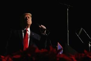 Trump pilih lewatkan acara makan malam dengan pers