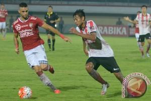 Bali United vs Persija Jakarta 1-1