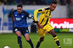 Pencetak gol Liga Jerman, Pierre-Emerick Aubameyang belum tersaingi