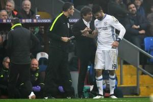 Chelsea memulai tanpa Hazard-Costa ladeni Spurs