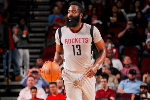 James Harden perpanjang kontrak di Houstan Rockets
