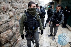 Israeli forces kill Palestinian in clash with stone-throwers