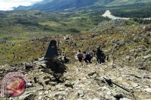 Hercules TNI AU ditemukan di sekitar Gunung Lisuwa