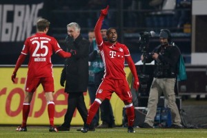 Hasil dan klasemen Bundesliga, Muenchen kembali ke puncak