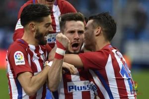 Atletico Madrid atasi Eibar 1-0, mantap pada posisi tiga